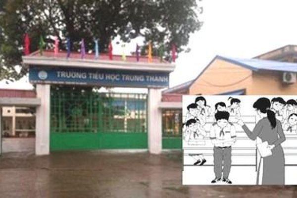 Cô giáo bắt học sinh tự tát 50 cái ở Thái Nguyên