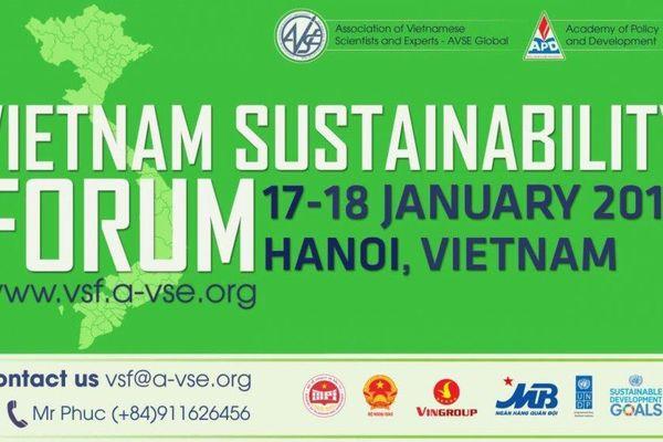 VSF 2019: Diễn đàn trao đổi kinh nghiệm và phối hợp chính sách bền vững của Việt Nam ở cấp độ quốc tế