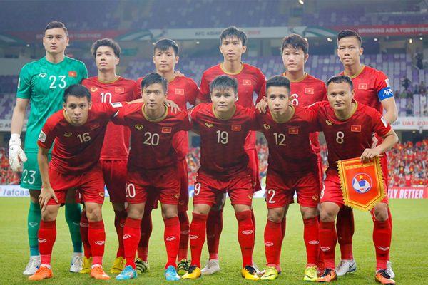 Chân dung 16 đội bóng lọt vào vòng 1/8 Asian Cup 2019
