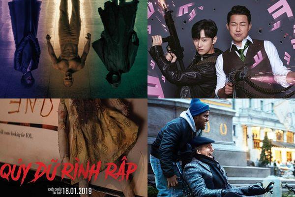 Tìm niềm vui với những bộ phim đổ bộ rạp chiếu cuối tuần này