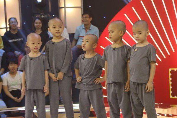 Hoàn cảnh đáng thương của 5 chú tiểu mồ côi diễn hài Tây Du Ký