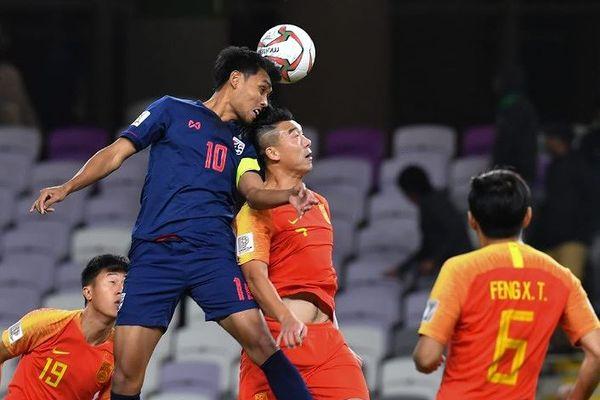 Thái Lan bị loại, cả Đông Nam Á chỉ còn Việt Nam ở lại Asian Cup
