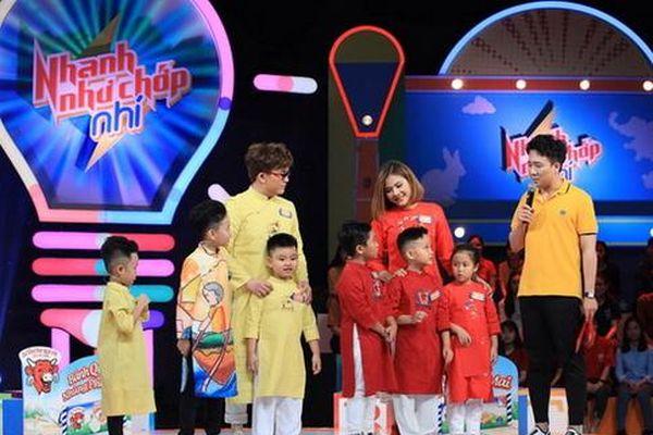 Trấn Thành cười đau ruột khi con trai nhạc sĩ Nguyễn Hải Phong 'kể xấu' ba