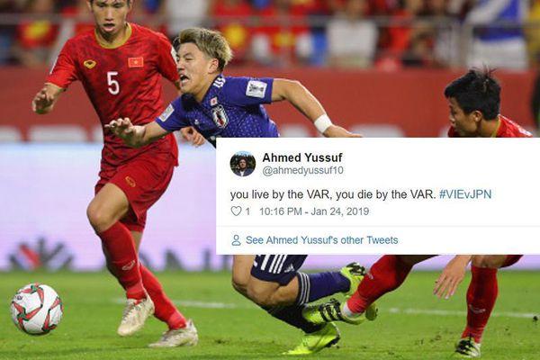 Người hâm mộ phản ứng trái chiều về quả penalty nhờ công nghệ VAR của đội Nhật Bản