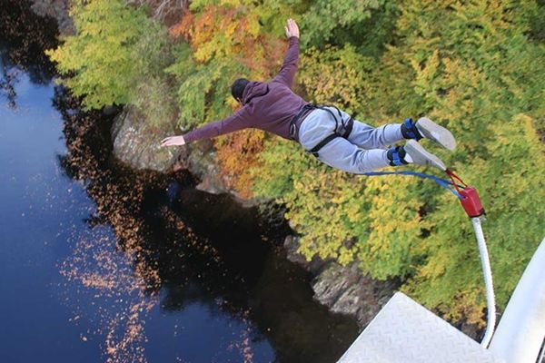 Muốn nhảy bungee tìm cảm giác phiêu lưu mạo hiểm thì đây chính là 'thiên đường' của bạn