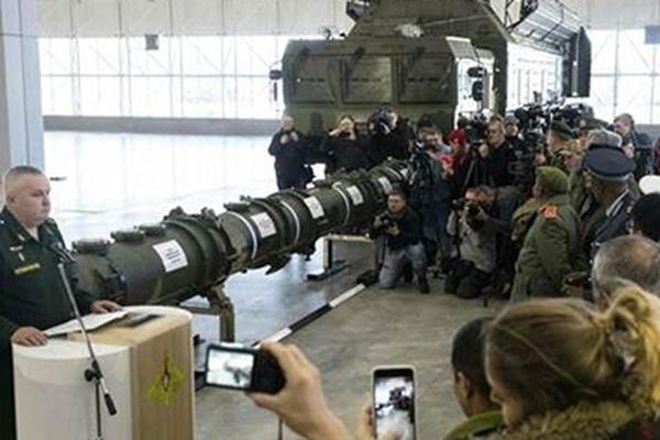 Nga tìm cách cứu vãn INF