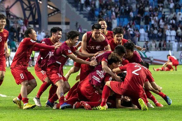 Những con số ấn tượng tại Asian Cup 2019