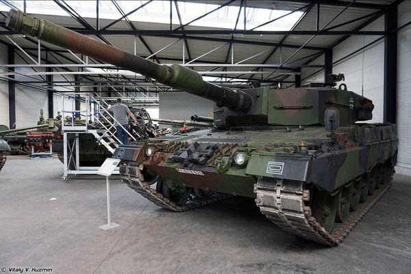 Một vòng thăm quan Bảo tàng xe tăng Đức (2)