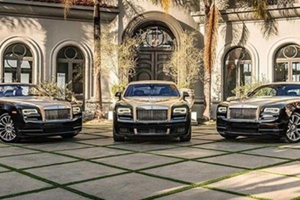 Rolls-Royce tung các phiên bản đặc biệt mừng năm Kỷ Hợi