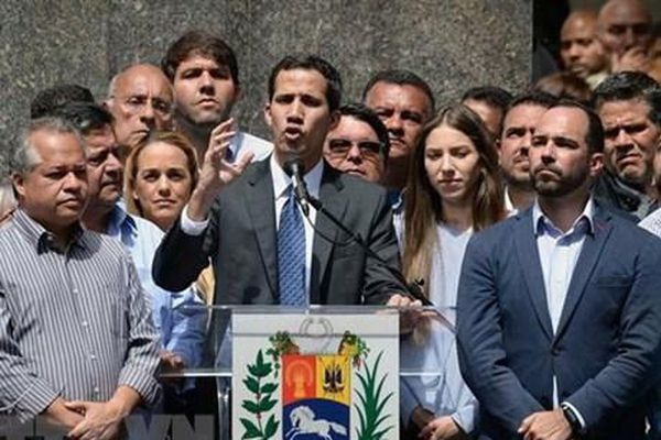 Tòa án tối cao Venezuela bác Luật chuyển tiếp do Quốc hội thông qua
