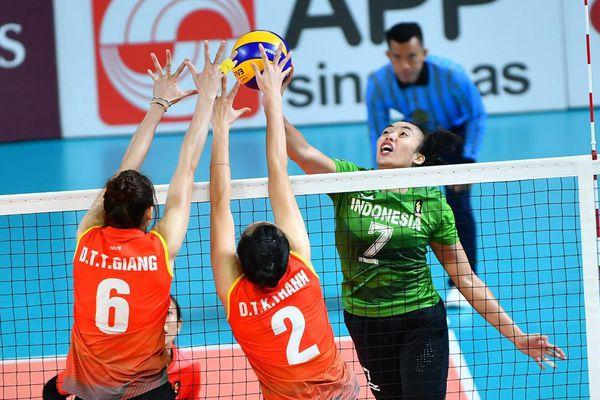 Cúp bóng chuyền nữ quốc tế VTV9 Bình Điền 2019: Chỉ còn chờ đội tuyển Indonesia