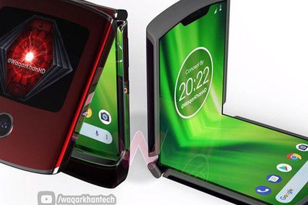 Điện thoại màn hình gập hoạt động như thế nào?