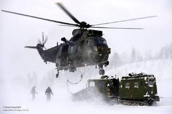 Anh muốn tăng hiện diện ở Bắc Cực, Nga cảnh cáo đanh thép