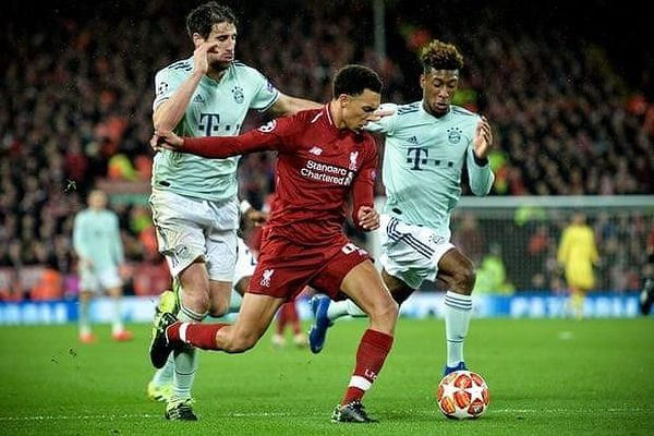 Bayern, Liverpool chờ lượt về, Lyon xuất sắc 'cầm chân' Barca