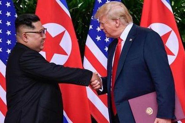 Tổng thống Trump tuyên bố 'không vội' trong việc phi hạt nhân hóa Triều Tiên