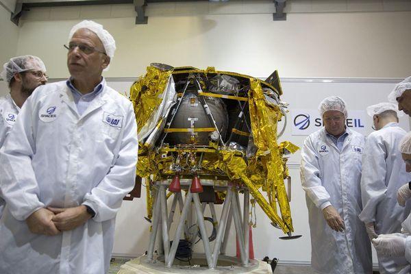 Israel là quốc gia thứ tư phóng tàu vũ trụ lên mặt trăng