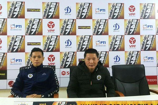 Vắng 2 cầu thủ bị chấn thương, Hà Nội FC vẫn quyết thắng