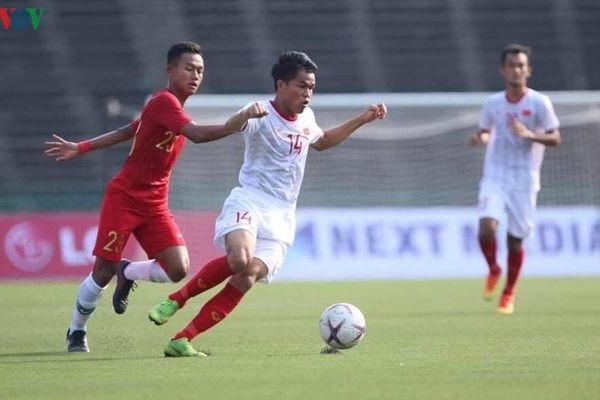 Phung phí cơ hội, U22 Việt Nam nhận thất bại 0 - 1 trước U22 Indonesia