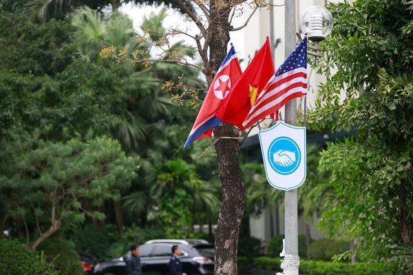 Dừng thi công dự án giao thông trong thời gian diễn ra Hội nghị Thượng đỉnh Mỹ - Triều Tiên