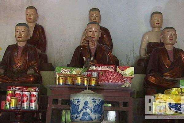 Ngôi cổ tự thờ Trúc Lâm Tam Tổ