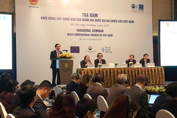 Khởi động xây dựng Báo cáo đánh giá quốc gia đa chiều của Việt Nam