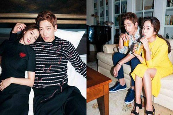 Kim Tae Hee - Bi Rain xác nhận sinh con thứ hai trong năm nay