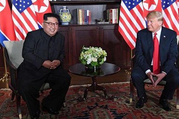 Nhà Trắng tiết lộ thời gian diễn ra cuộc gặp riêng giữa ông Donald Trump và ông Kim Jong-un
