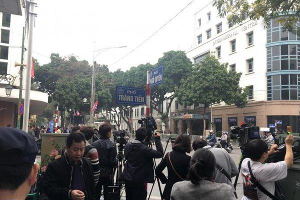 Chiêm ngưỡng khách sạn Metropole Hà Nội - nơi diễn ra Hội Nghị thượng đỉnh Mỹ - Triều
