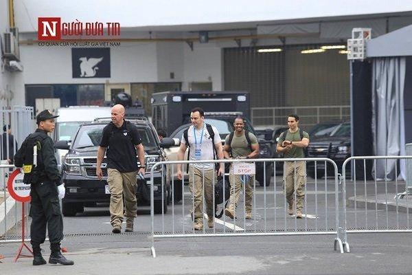 An ninh thắt chặt tại nơi ở Tổng thống Donald Trump