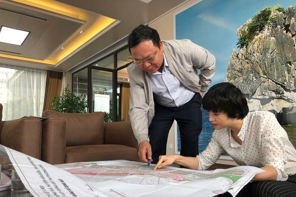 Xuất hiện 'cò' lừa đảo mua đất tại dự án khu đô thị Phương Đông
