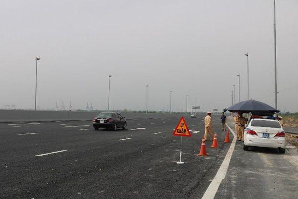 Quảng Yên (Quảng Ninh): Ấm lòng tin vào sự an toàn trên đường cao tốc qua địa phương