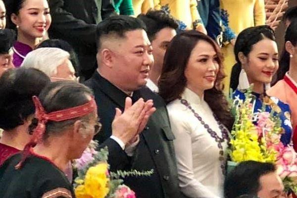 NSND Thái Bảo: 'Xúc động khi được ông Kim Jong Un cảm ơn và tặng hoa'