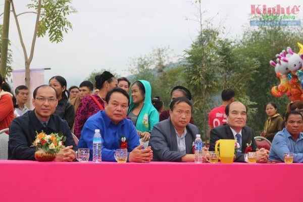 Đặc sắc lễ hội Pu Nhạ Thầu ở miền Tây xứ Nghệ