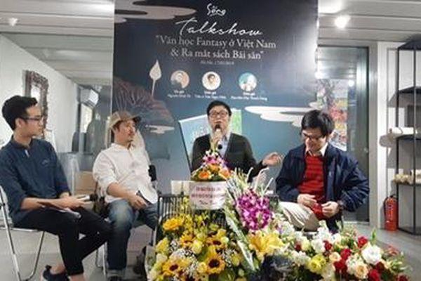 Văn học kỳ ảo Việt Nam: Nhiều người đi mới thành đường