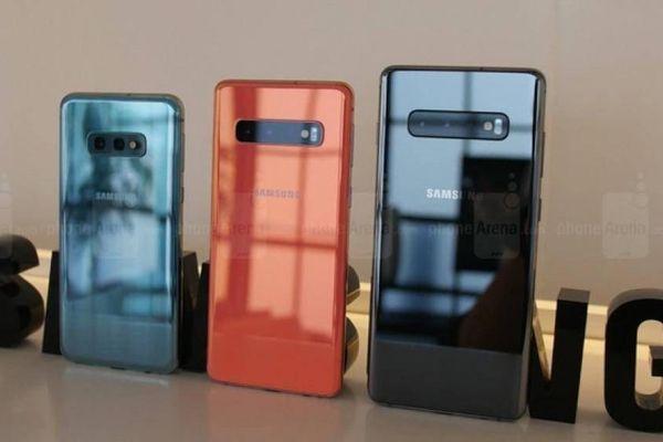 Một số mẫu Galaxy S10 không kịp trình làng trong nửa đầu tháng 3