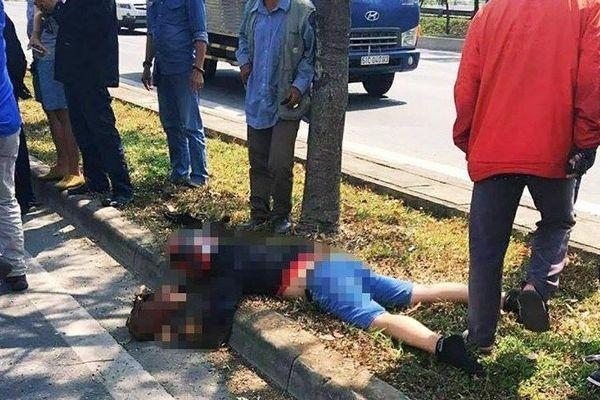 TP.HCM: Va chạm giữa mô tô phân khối lớn và xe máy, 1 người chết, 2 người bị thương nặng nhập viện cấp cứu