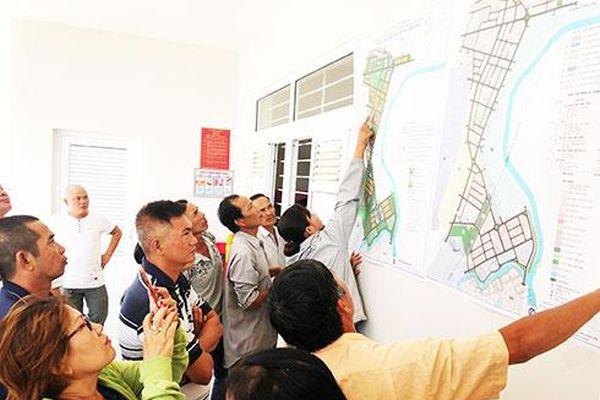 Quy hoạch Khu dân cư và tái định cư Tây Nha Trang: Lấy ý kiến người dân lần 2