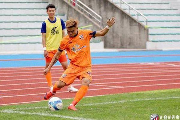 Cựu cầu thủ Nam Định gặp khó ngày trở về, lỡ hẹn với V.League 2019