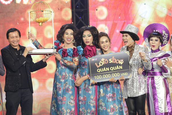 Sài Gòn Tân Thời đoạt quán quân Lô Tô Show 2019Sài Gòn Tân Thời đoạt quán quân Lô Tô Show 2019