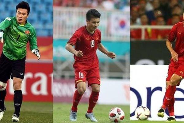 Dự đoán đội hình tối ưu của U23 Việt Nam ở Vòng loại U23 châu Á 2020