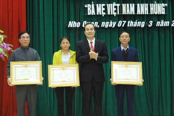 Nho Quan phát động phong trào thi đua năm 2019