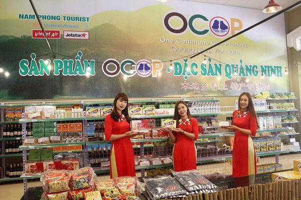 Đưa sản phẩm OCOP vào du lịch