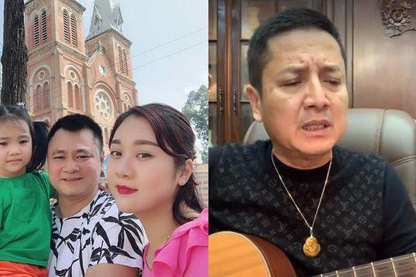 Chí Trung hát nhạc Nga, Tự Long khoe ảnh vợ con chúc mừng 8/3