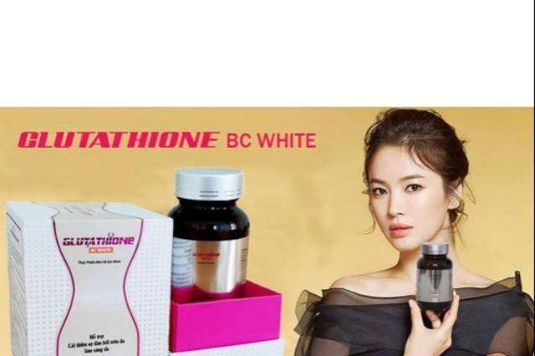 Đánh tan gốc nám hiệu quả không tưởng với Glutathione BC White