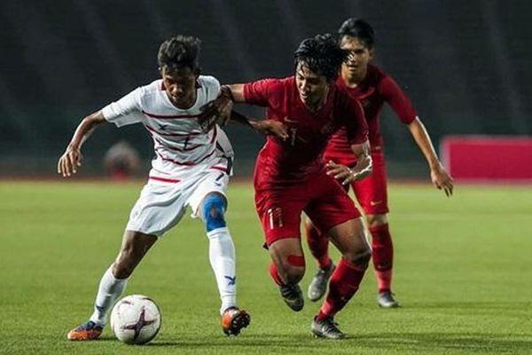 Việt Nam không dễ thở ở vòng loại U23