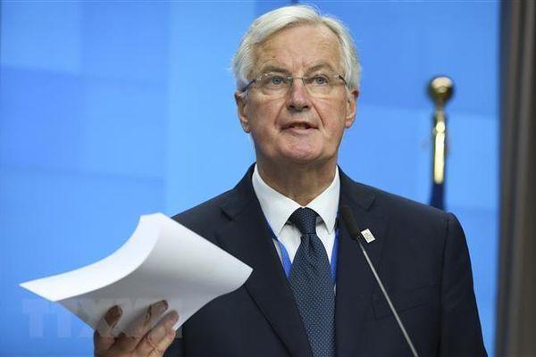 EU kiên định ủng hộ thỏa thuận Brexit đạt được với Thủ tướng Anh