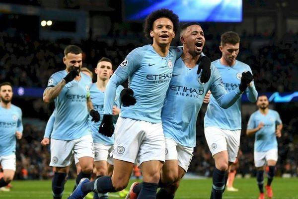 Vòng 1/8 Champions League: Man City gieo ác mộng kinh hoàng