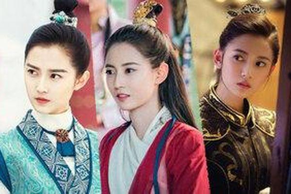 Tân Ỷ Thiên Đồ Long Ký 2019: 'Triệu Mẫn' Trần Ngọc Kỳ ba lần có duyên đảm nhận vai Công Chúa