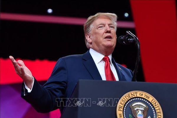 Tổng thống Mỹ đánh giá cao tiềm năng đạt thỏa thuận thương mại với Anh
