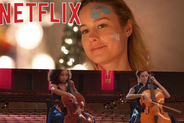 Loạt phim sẽ làm mưa làm gió trên Netflix trong năm 2019: Ben Affleck, Brie Larson, Anne Hathaway tung hoành